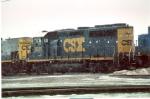 CSX 6225 (ex-B&O) YN3