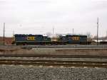 CSX 4431 and 8815