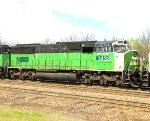 BNSF 1438