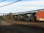 NS 9951 19G and 20W
