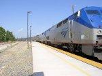 WB Amtrak #5