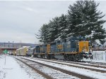 CSX 6512 and 2007