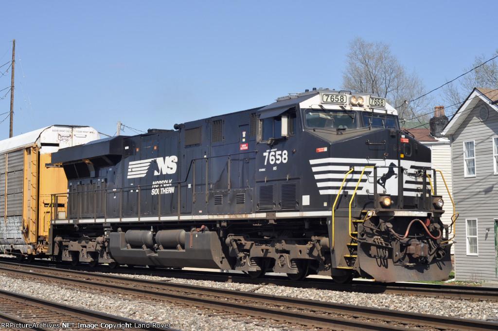 NS 7658 East
