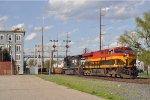 KCS 4797 On NS I 5 A Eastbound