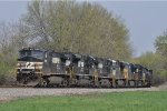 NS 8894 On NS 143 Eastbound
