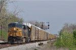 CSXT 5249 On CSX Q 254 Northbound
