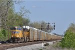 UP 4779 On NS 286 Westbound