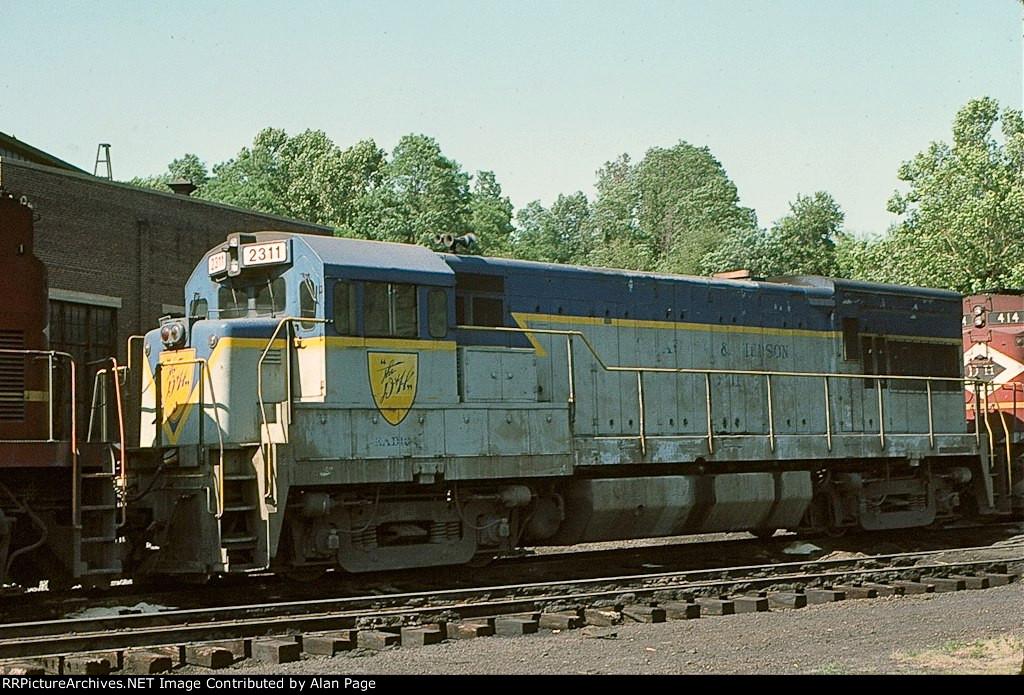 D&H U23B 2311