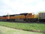 BNSF SD70MAC 8923