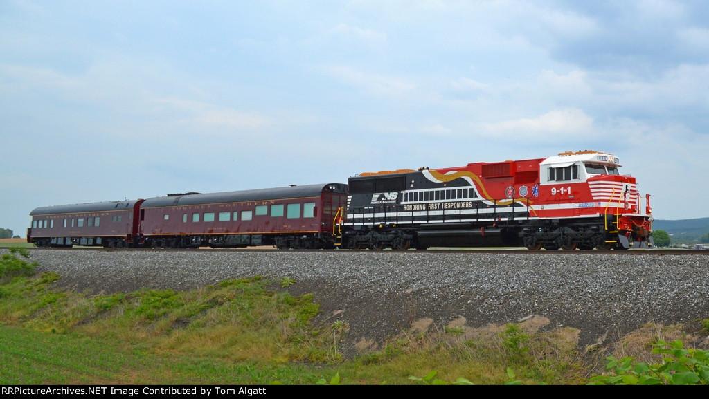 NS 956 WB on the Lurgan Branch
