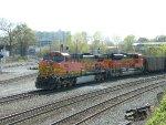 BNSF 5622 (AC44CW)  9103 (SD70ACe)