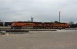 BNSF 6096 and BNSF 7620