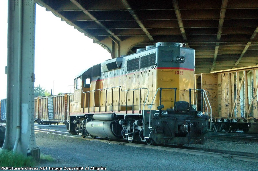 UP 1035