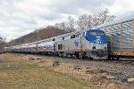 Amtrak 709 on P-280