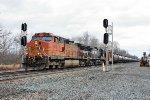 BNSF 4611 on K-040