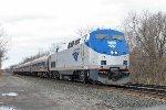 Amtrak 174 on P-063