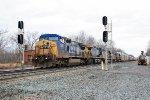 CSX 7880 on Q-262