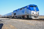 Amtrak 710 on P-281