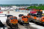 BNSF Power Mothballed