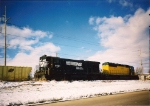 Butler-Sheboygan wayfreight basks in the early winter sun