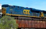 CSX at Mckinley Ave. Bridge in Columbus, OH