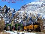 "Christmas Card 2012 - The Taggarts, Utah ""Fishing Hole"""