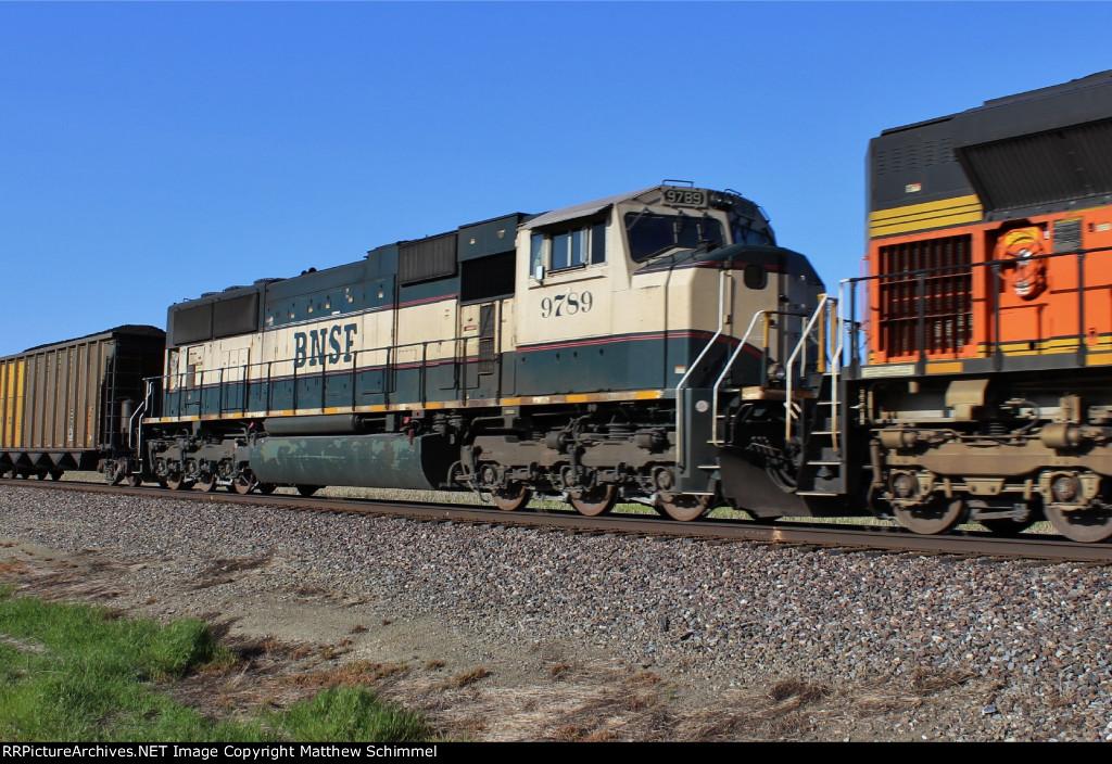 BNSF 9789