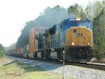 CSX 4741 (SD70MAC)  5449 (ES40DC)