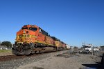 BNSF 4535 West w/ sweet lashup