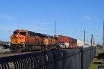 BNSF 7145 North