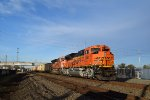 DPU of NB coal train