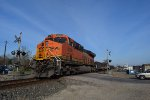 DPU of EB BNSF rock train