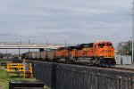 DPU's of NB BNSF coal train