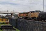 BNSF 5197 North