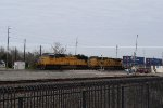 UP 4180 WB intermodal