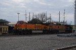 BNSF 7226 South