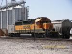 BNSF SD40-2 6739