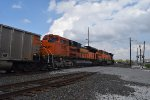DPUs of NB BNSF coal train