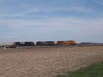 BNSF 7789, UP 6390, and NS 9713