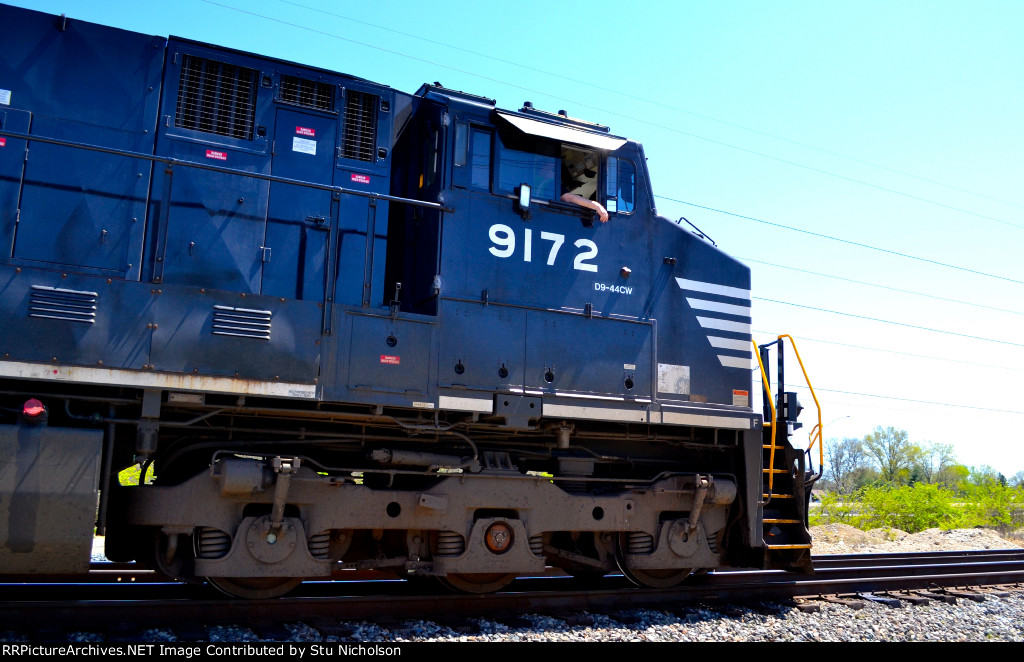 Busy Day for NS at North Columbus