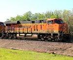 BNSF 6762