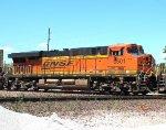 BNSF 6601
