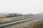 Multiple train meet