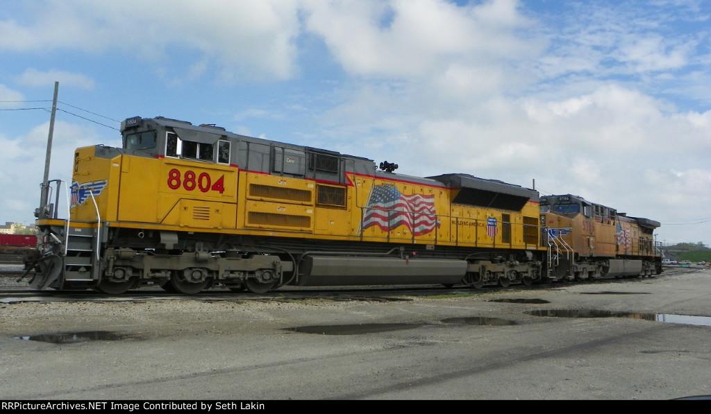 UP 8804