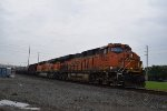 BNSF 6829 EB oil train