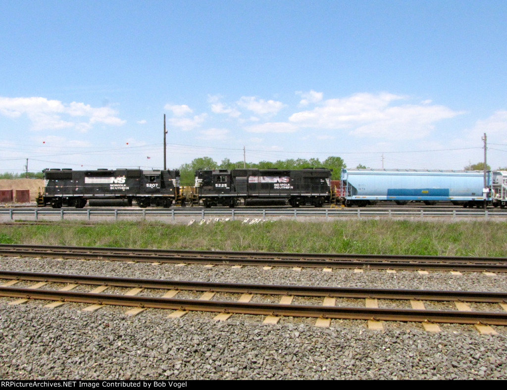 NS 5207 and 5225