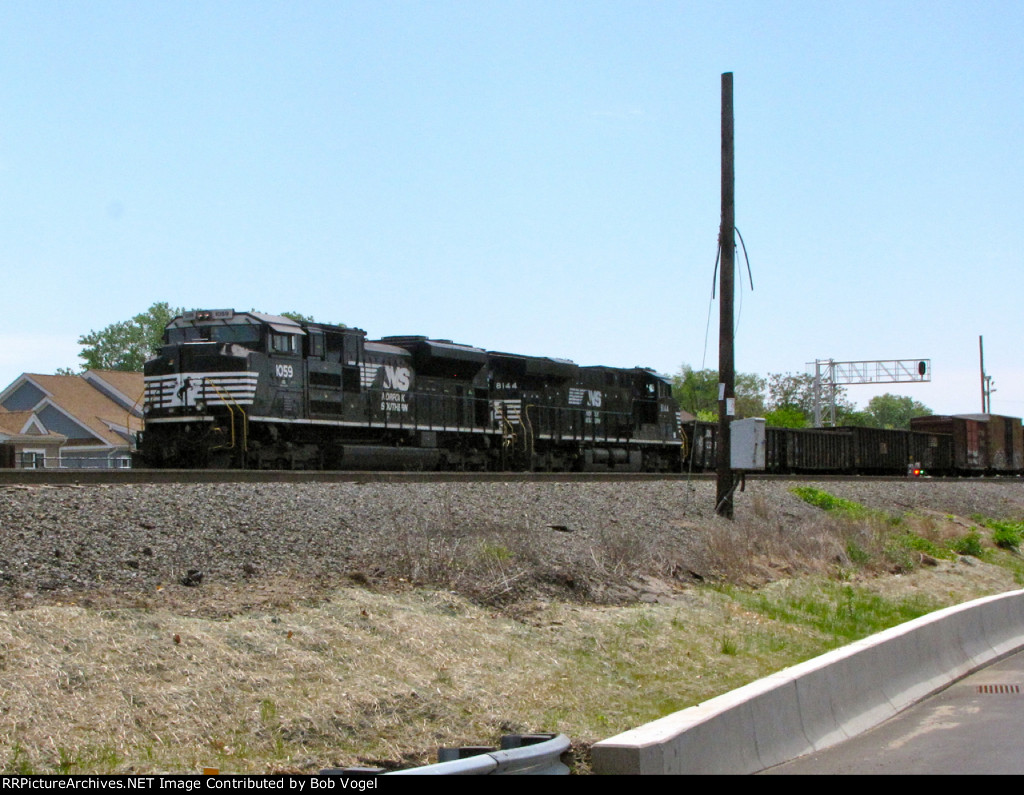 NS 1059 and 8144