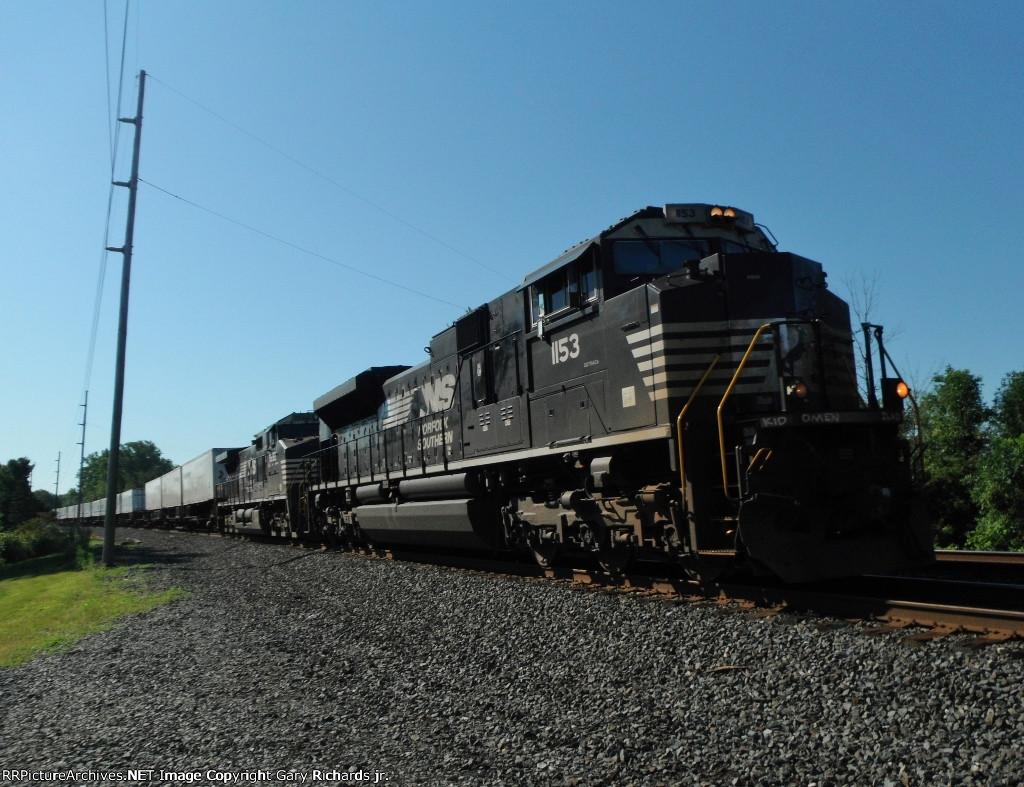 NS 1153 & 9892