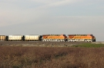 BNSF 5873 and 5872