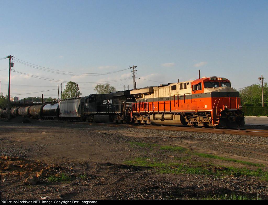 NS 8105 64T